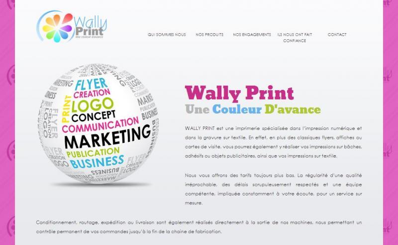 <h4><span>Wally print</span></h4>