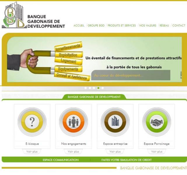 <h4><span>Banque Gabonaise de Développement</span></h4>