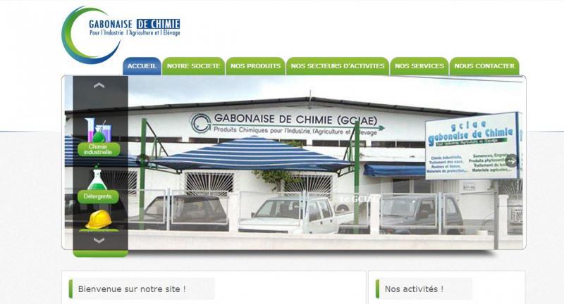 <h4><span>Gabonaise de Chimie</span></h4>