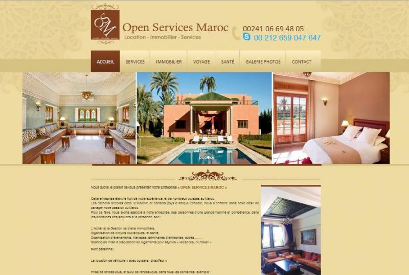 <h4><span>Open Services Maroc</span></h4>